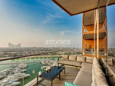 2 Bedroom Apartment for Rent in Palm Jumeirah, Dubai - Huge Apartment with Maid's Room And Great View