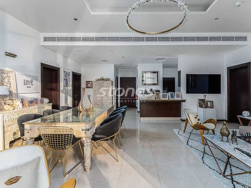 16 Huge Apartment with Maid's Room And Great View