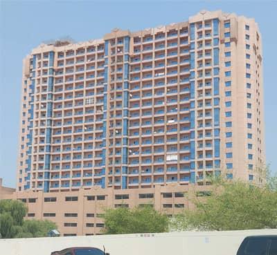 Studio for Rent in Al Nuaimiya, Ajman - Big Studio with Balcony in Nuaimiya Towers C for Rent