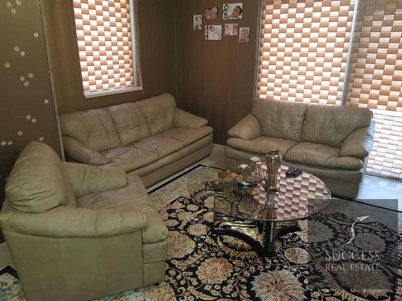 2 3BED for GCC  || FULLY FURNISHED  APARTMENT || FOR SALE
