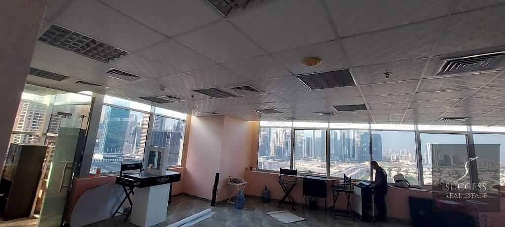 Fitted Office | High Floor | 1200 sq. ft