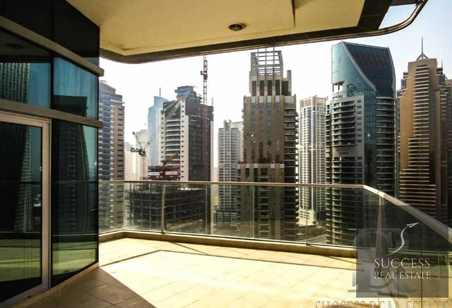 Stunning 3 BR+M+S | Full Marina View