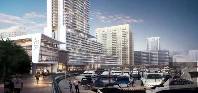2 Bedroom Apartment for Sale in Dubai Marina, Dubai - 2 BR   Marina View   VIDA   Handover Sep 2021