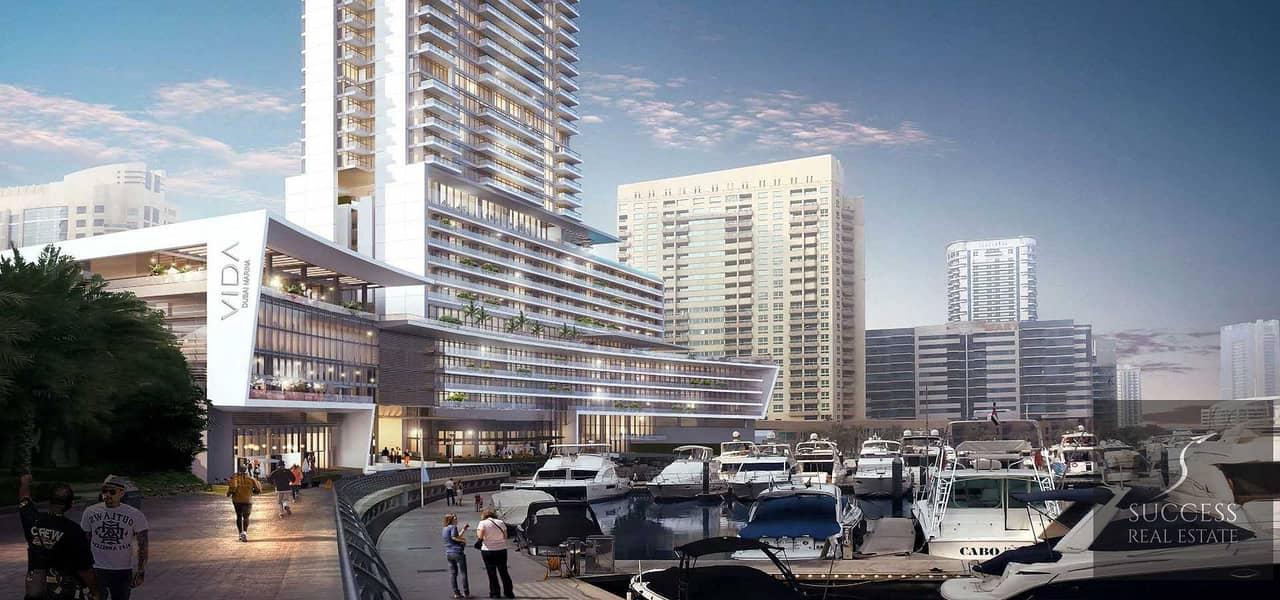 2 BR | Marina View | VIDA | Handover Sep 2021