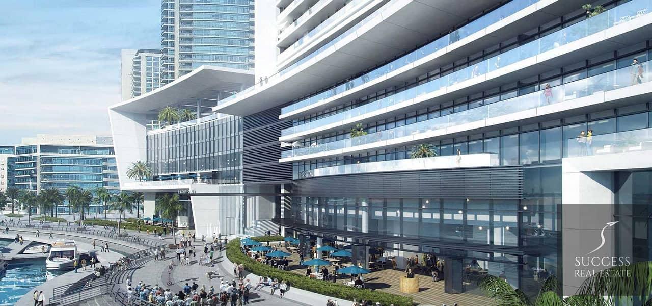 2 2 BR | Marina View | VIDA | Handover Sep 2021