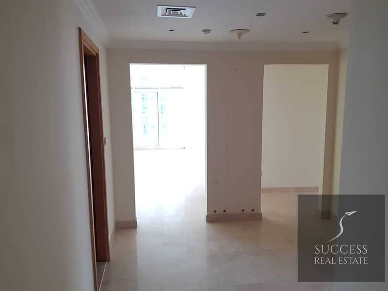 10 Spacious  2  BR + Maids | Low Floor | Marina View
