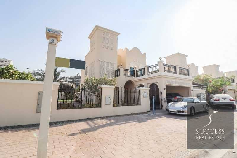 Amazing  Two BR + Maid Is Available For Sale In JVC