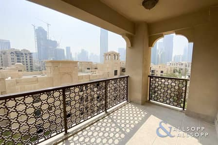 2 Bedroom Flat for Rent in Old Town, Dubai - 2 Bedrooms | Chiller Free | Available Now