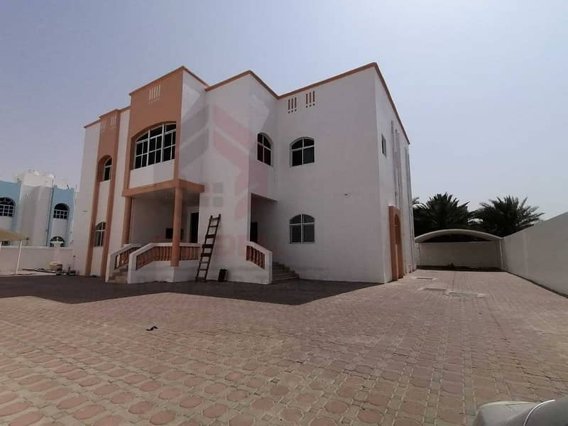 Seperate Entrance | 5BHK Compound Villa in Tawia  Al Ain| Ideal location