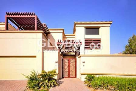 5 Bedroom Villa for Rent in Khalifa City A, Abu Dhabi - Exclusive VIP Villa   Private Pool  Single Row   Majlis   Maid Room   Study & Dinning Room   Near Mosque