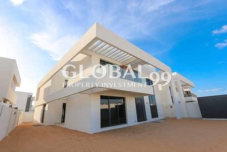فیلا 5 غرف نوم للبيع في جزيرة ياس، أبوظبي - فیلا في وست ياس جزيرة ياس 5 غرف 6400000 درهم - 5388475