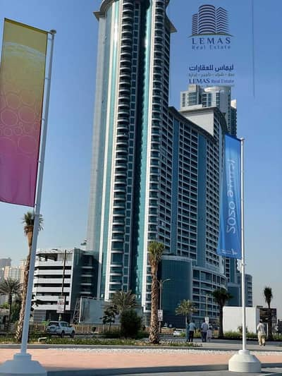 3 Bedroom Flat for Sale in Corniche Ajman, Ajman - LUXURY & SPACIOUS ! FROM DEVELOPER WITH 10% DOWNPAYMENT SAME TIME TRANSFER AND GET THE KEY 8 YEAR PAYMENT PLAN