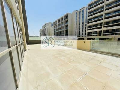 فلیٹ 2 غرفة نوم للايجار في شاطئ الراحة، أبوظبي - Best Deal !! Brand New | 2 BR + Maid | Huge Terrace !!!!