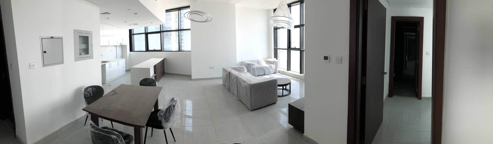2 No Commission - Stunning Furnished 1 BR  for Rent in O2 Tower - JVC