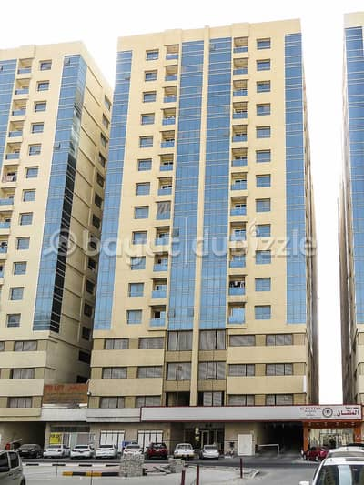 1 Bedroom Apartment for Sale in Garden City, Ajman - GREAT DEAL SPACIOUS ONE BEDROOM HALL WAITH PARKING IN GARDEN CITY TOWER