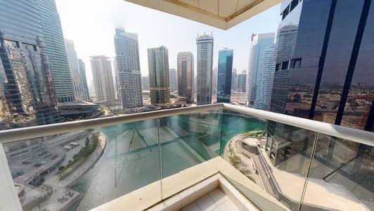 فلیٹ 1 غرفة نوم للبيع في أبراج بحيرات الجميرا، دبي - Chiller free | Balcony | Shared gym