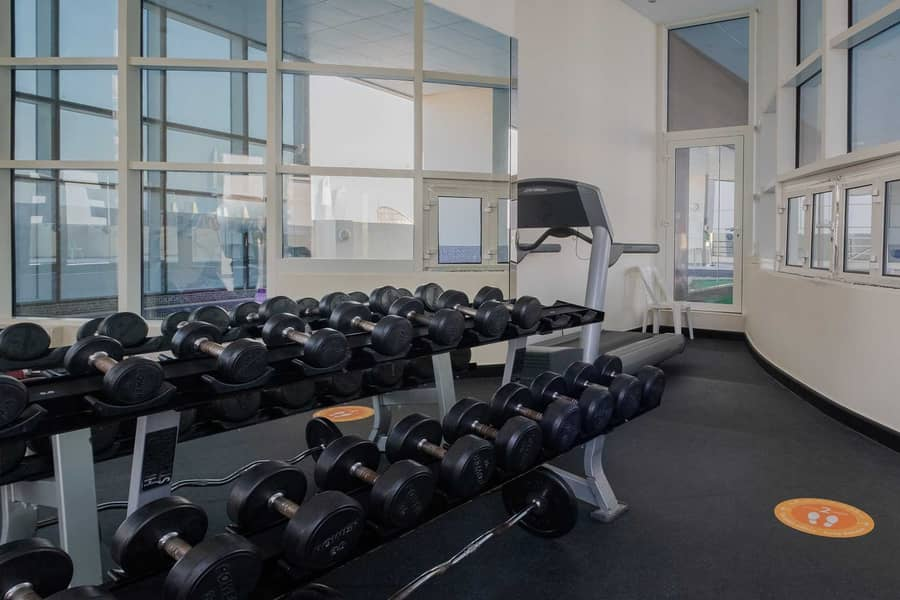 20 Chiller free   Balcony   Shared gym