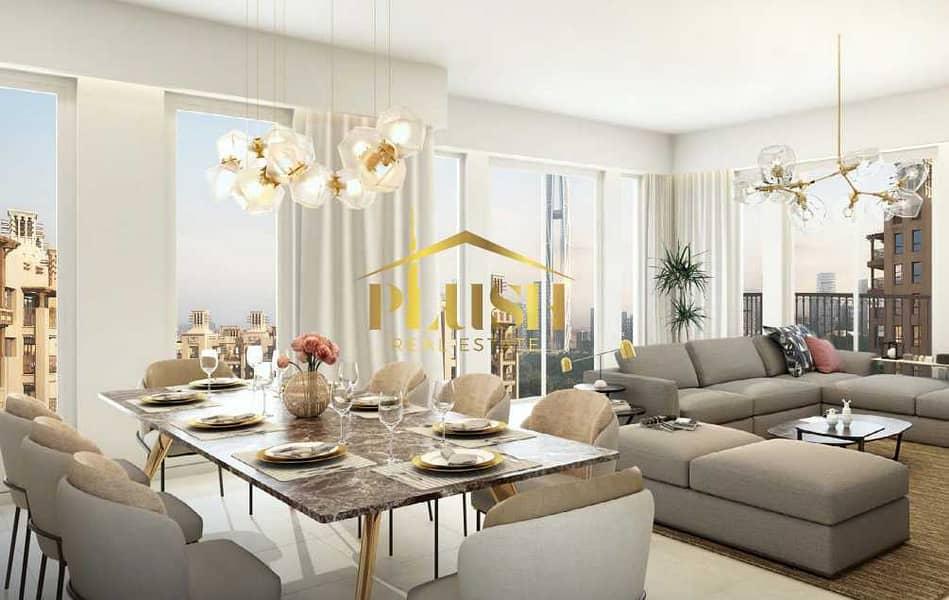 Resort Living | Spacious interiors | Burj Al View