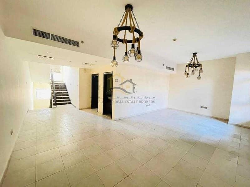 2 3BR+Maid Duplex|Private Entrance| Huge Backyard| Best Family Community