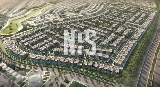 Plot for Sale in Saadiyat Island, Abu Dhabi - Corner Residential Plot   For all Nationalities .