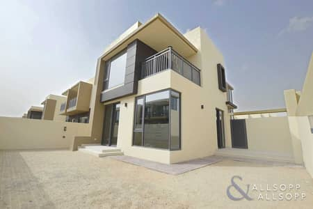 4 Bedroom Villa for Sale in Dubai Hills Estate, Dubai - Close To Pool And Park | Rented | 4 Beds