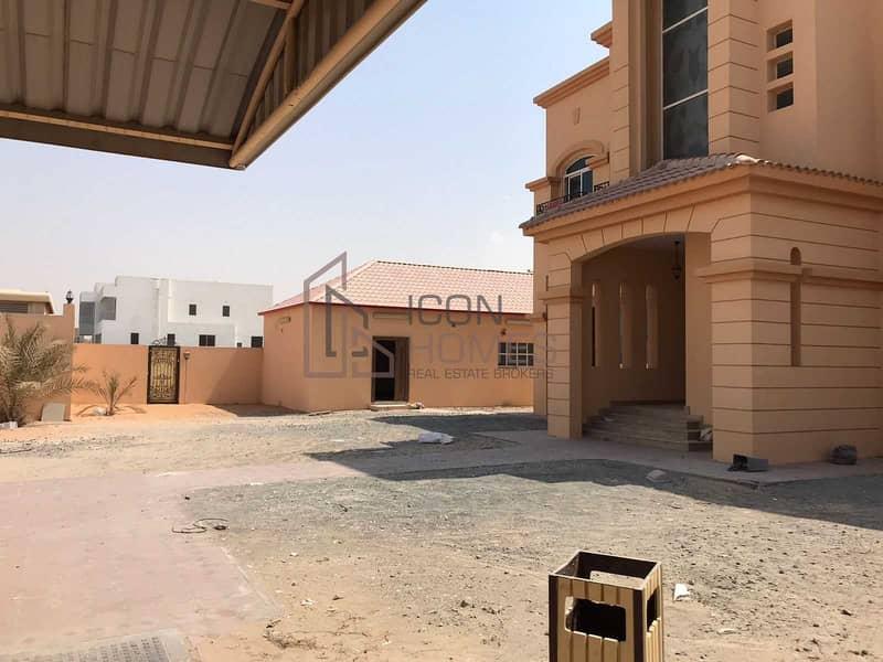20 SPACIOUS -5 BEDROOMS -VILLA  IN AL BARSHA SOUTH 1