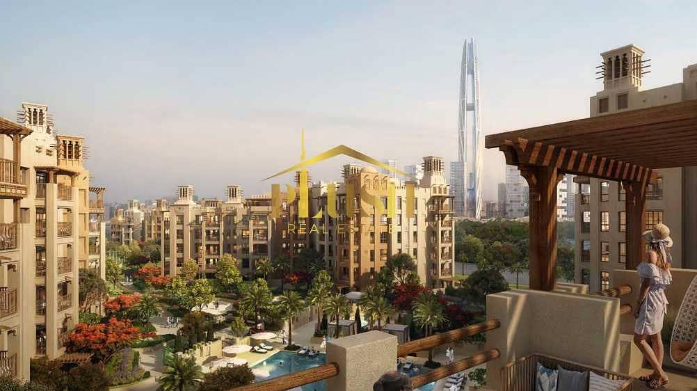 11 Resort Living | Spacious interiors | Burj Al View