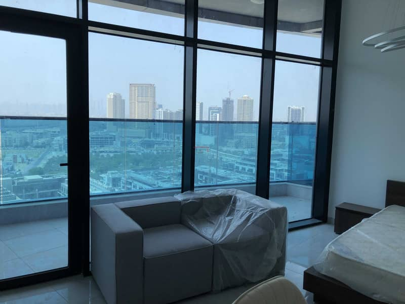 22 No Commission - Stunning Furnished 1 BR  for Rent in O2 Tower - JVC