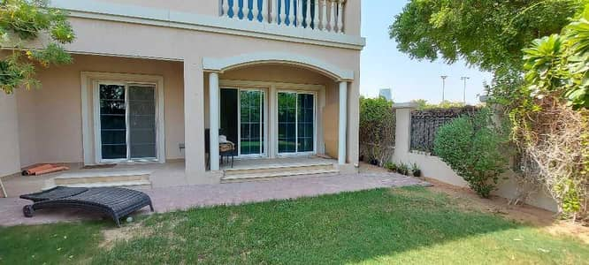 2 Bedroom Townhouse for Rent in Jumeirah Village Triangle (JVT), Dubai - Converted Into Three | With Green Garden | Maid plus Store Room |.