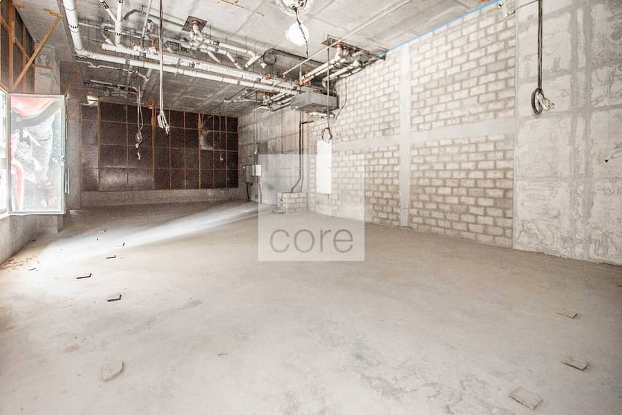 2 Shell and Core | Commercial Space | DED License