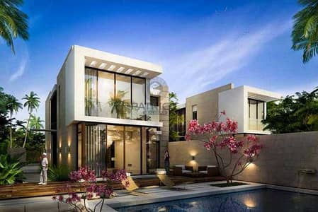 6 Bedroom Townhouse for Sale in DAMAC Hills, Dubai - EXCLUSIVELY DESIGNED SINGLE ROW TOWNHOUSES
