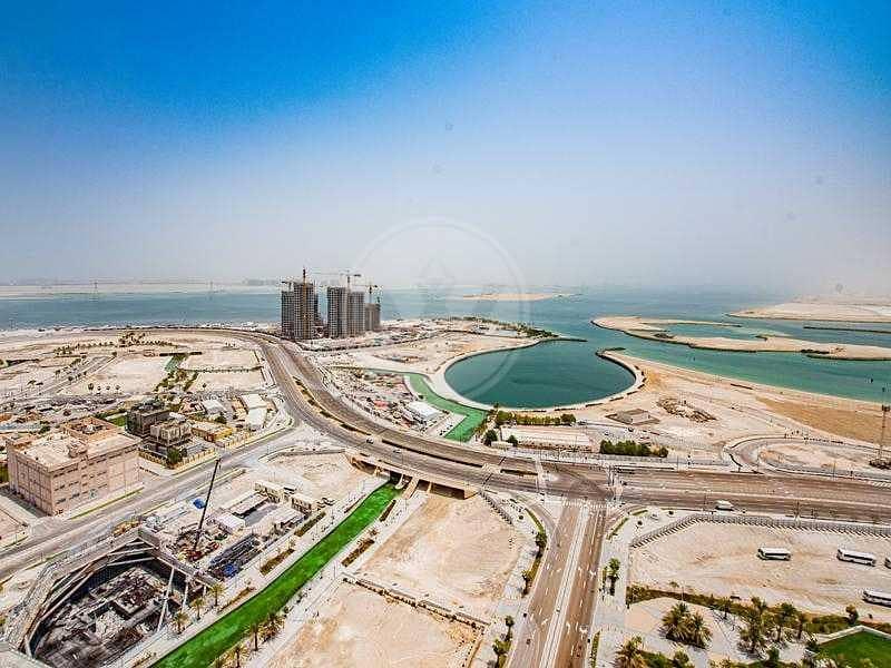 شقة في بيتش تاور B أبراج الشاطئ شمس أبوظبي جزيرة الريم 2 غرف 1450000 درهم - 5388933