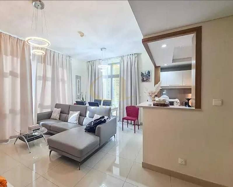 Furnished 2BR for Rent   Downtown Dubai
