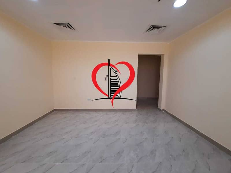 1 BHK VILLA APPARTMENT WITH PRIVATE ENTRANCE LOCATED AT AL NAHYAN.