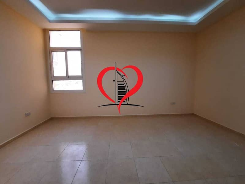 2 1 BHK VILLA APPARTMENT WITH PRIVATE ENTRANCE LOCATED AT AL NAHYAN.