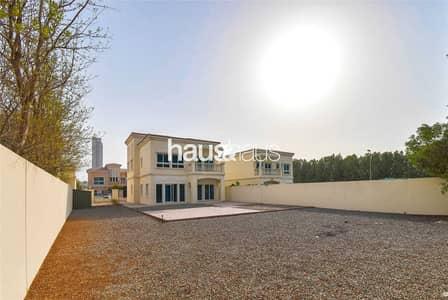 فیلا 2 غرفة نوم للبيع في قرية جميرا الدائرية، دبي - Vacant on Transfer | Large Plot | Priced to Sell