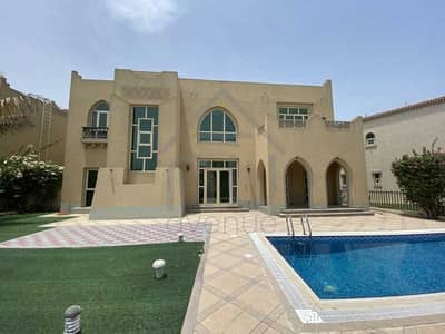 4 Bedroom Villa for Sale in Jumeirah Islands, Dubai - Immaculate Rare Garden Hall | Vacant Now