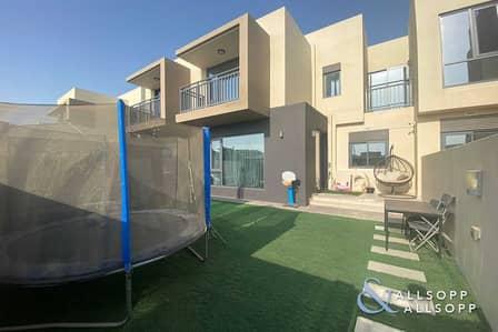 3 Bedroom Villa for Sale in Dubai Hills Estate, Dubai - Vacant On Transfer | Upgraded 2M | 3 Beds