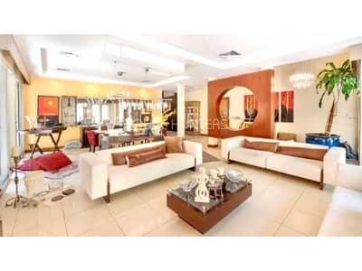 5 Bedroom Villa for Sale in Arabian Ranches, Dubai - Upgraded Saheel 5 BR| Corner plot | Ready to move|