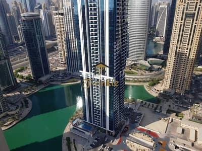 شقة 1 غرفة نوم للايجار في أبراج بحيرات الجميرا، دبي - 1 B/R with Balcony in Preatoni Tower 41k!!