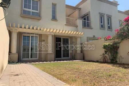 تاون هاوس 2 غرفة نوم للبيع في الينابيع، دبي - Gorgeous lake view   Middle Unit   Well Maintained