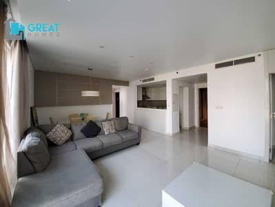 3 Bedroom Apartment for Sale in Business Bay, Dubai - Partial pool view  Investor deal  vacant fully furnished