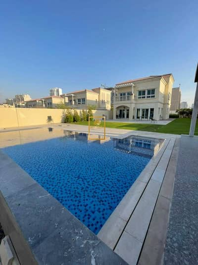 2 Bedroom Villa for Rent in Jumeirah Village Circle (JVC), Dubai - Swimming Pool + 2BR Nakheel Villa Available for RENT in District 16 - JVC