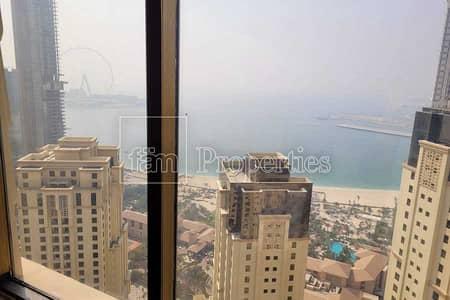 بنتهاوس 2 غرفة نوم للايجار في جميرا بيتش ريزيدنس، دبي - Uprgaded | High floor | Ready to Move in