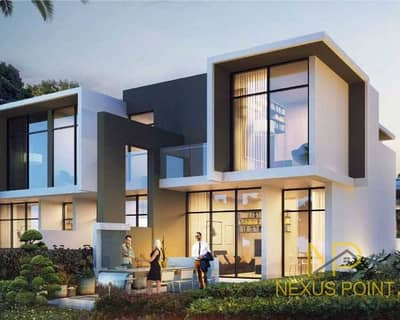 3 Bedroom Townhouse for Sale in DAMAC Hills 2 (Akoya Oxygen), Dubai - Affordable  3BR Townhouse I Handover Soon