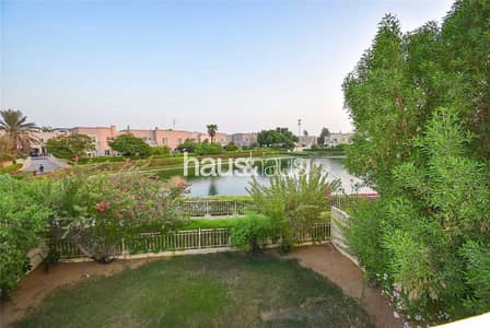 3 Bedroom Villa for Rent in The Springs, Dubai - 2E   Lake Facing   Springs 2   Available NOW