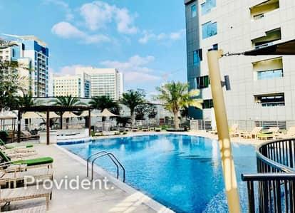 فلیٹ 1 غرفة نوم للايجار في الخليج التجاري، دبي - Available soon  Fully Furnished   One Bedroom