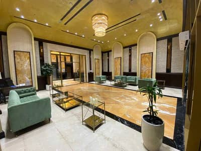 1 Bedroom Flat for Sale in Corniche Ajman, Ajman - Reception