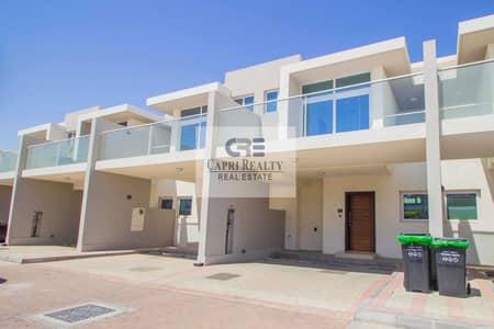 3 Bedroom Townhouse for Sale in DAMAC Hills 2 (Akoya Oxygen), Dubai - Cheapest villa in DUBAI | Handover soon | Golf course community