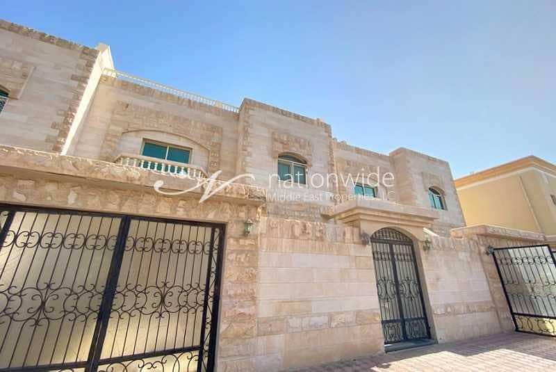 Superb Compound of 3 Villas Near Grand Mosque